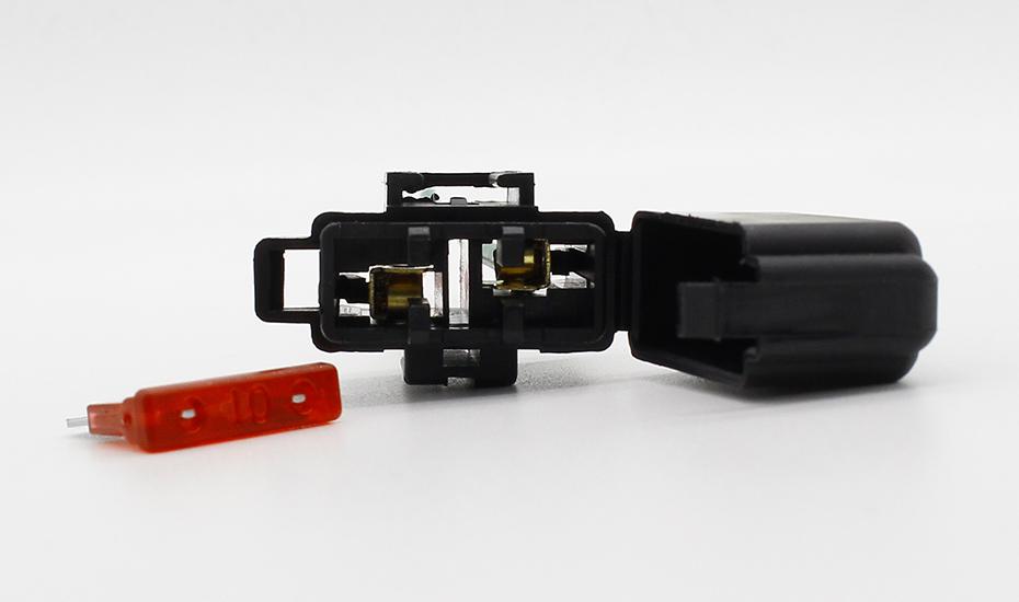 HTB1iEOzQVXXXXbDXFXXq6xXFXXXf - 1PCS ATC Fuse Holder In-line AWG Wire Copper 12V 24V Power Blade