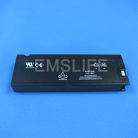 12V 2300mAh/2.3Ah lead acid battery for Mindray biolight nihon kohden biocare patient monitor