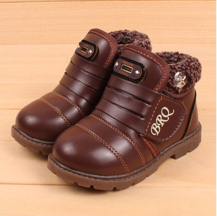 2017-New-Child-snow-warm-boots-thick-non-slip-padded-snow-boots-boys-girls-leather-shoes-winter-boots-casual-shoes-for-kids-5