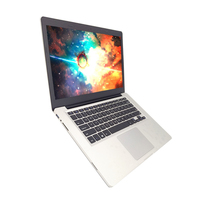 2017 full metal 1920X1080P windows 10 system 14'' inch laptop 6G ram 64GB EMMC 256G SSD built in bluetooth camera HDMI output