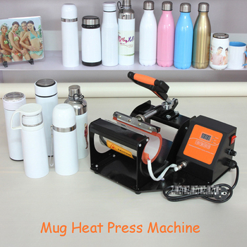 Digital Mug Heat Press Machine Thermal Vacuum Cup Hot Transfer Printing Machine Mug Sublimation Machine Baking Cup Machine