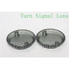 motorcycle parts Turn Signal Lens For Kawasaki Vulcan 1500 Classic Mean Streak 1600 750 800 900