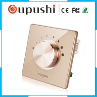 50w Deluxe Edition Fixed Resistance Volume Control Switch Type 86 Home Background Music Tuning Control Switch