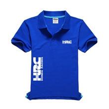 New HRC logo Men's Polo Shirt High Quality Men Cotton Short Sleeve shirt Brands jerseys