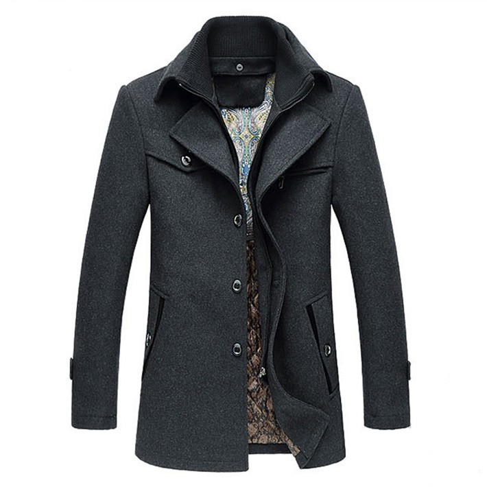 Fashion-New-Thick-Warm-Men-Coat-2016-Casual-Solid-Long-Turn-down-Collar-Men-Jacket-Good (2)