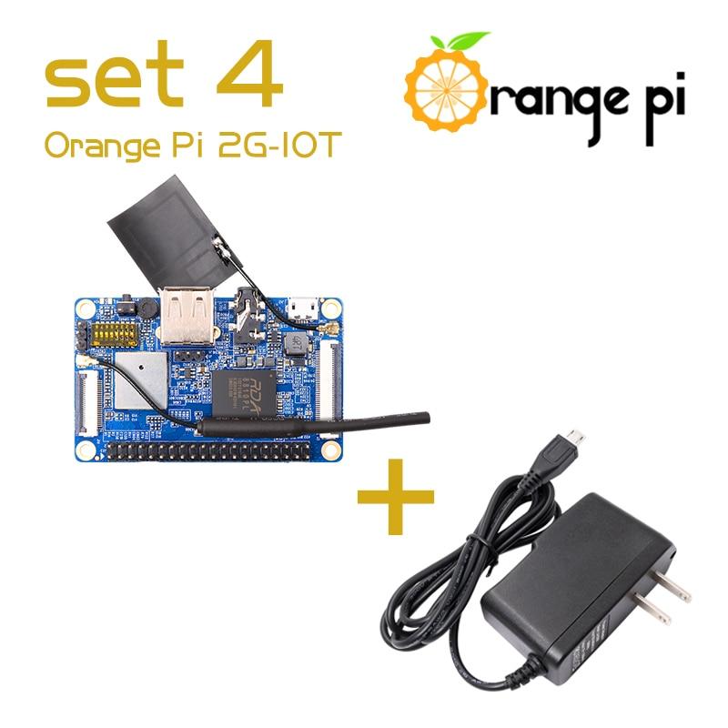 Orange Pi 2G-IOT Set4: Orange Pi 2G-IOT + Power Supply, ARM Cortex-A5 32bit  .Support linux  and android. Beyond Raspberry Pi 2 умные часы smart watch y1