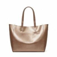 2018 Genuine Leather Bag For Women Luxury Designer Tote Female Real Leather Messenger Bag Ladies Handbag Set bolsa feminina LY12
