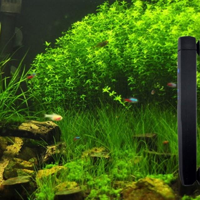 Aquarium Carbon Fiber Explosion-Proof Heating Stick Small Aquarium Fish Turtle Tank Mini Heater EU Plug