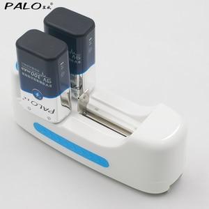 Image 5 - פאלו משולב סוללה מטען ליתיום 18650 17650 16500 14500 9V 6F22 עבור NI CD NI MH AA/AAA נטענת סוללות