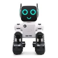 2018 boy&girl gift Innovative Smart remote control robot R4/K3 Cady Wile Robot Toy Intelligent Remote Control Robo advisor Money