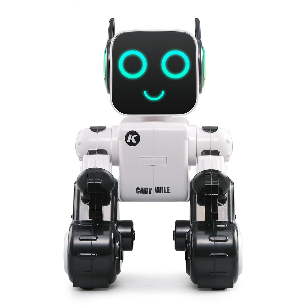 2018 boy&girl gift Innovative Smart remote control robot R4/K3 Cady Wile Robot Toy Intel ...