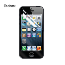 10pcs clear screen film For iphone 6 6s plus 7 8 plus front Screen Protector for iphone 5 5s Se matte screen guard