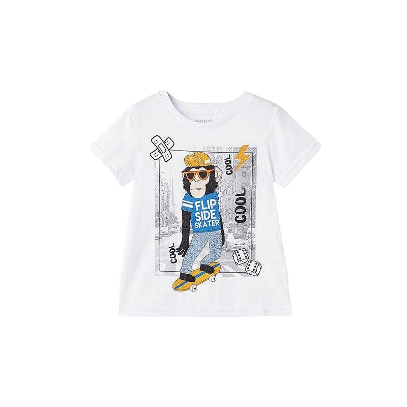 T-Shirts MODIS M182K00095 for boys kids clothes children clothes TmallFS children casual shoes modis m182a00277 for boys kids clothes children clothes tmallfs