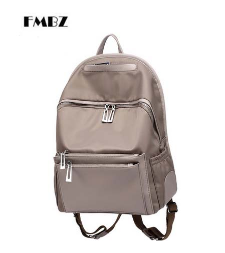 2018 shoulder bag new casual travel bag fashion large-capacity Oxford cloth woman backpack free shipping цена 2017
