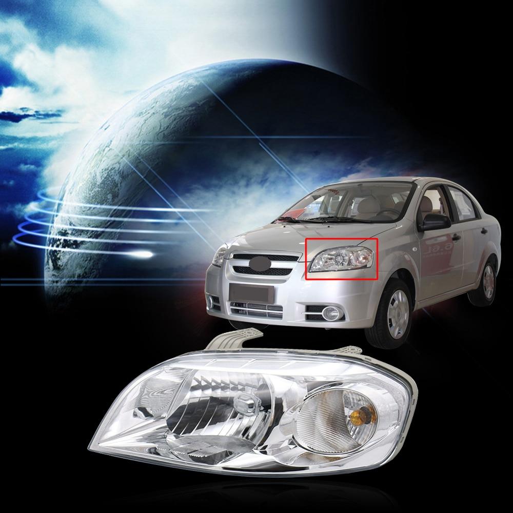small resolution of capqx for chevrolet lova 2006 2007 2008 front bumper headlight headlamp assembly head light lamp