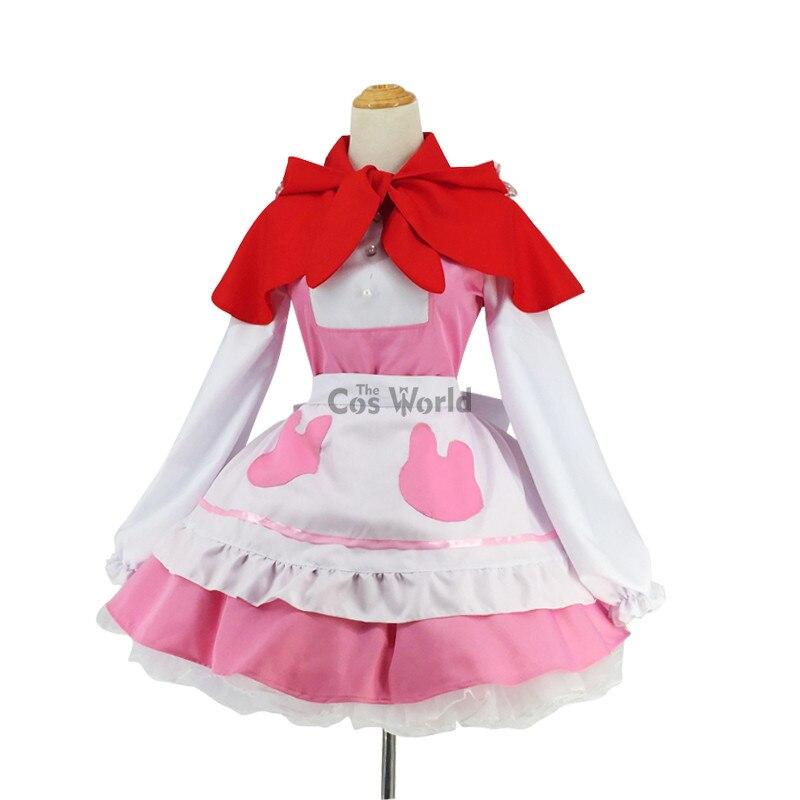 Miss Miss Kobayashi's Dragon Maid Kamui Kanna The Little Match Girl - Կարնավալային հագուստները - Լուսանկար 2