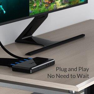 Image 3 - Unnlink 4x1 HDMI Quad רב הצופה HDMI מחליף חלק FHD 1080P @ 60Hz עבור טלוויזיה תיבה nintend מתג ps3 ps4 xbox 360one מקרן