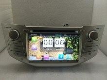 Para Lexus rx350, rx400 h, Pure Android 4.4.2 1024*600 Pantalla Capacitiva de DVD Del Coche, quad Core 3G WIFI 1g RAM 1.7 GHZ 16 gb