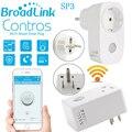 Оригинальный Broadlink Sp3 SP 16A CC + Таймер ЕС США мини wi-fi разъем выход Смарт удаленного беспроводного Управления для iphone ipad Android