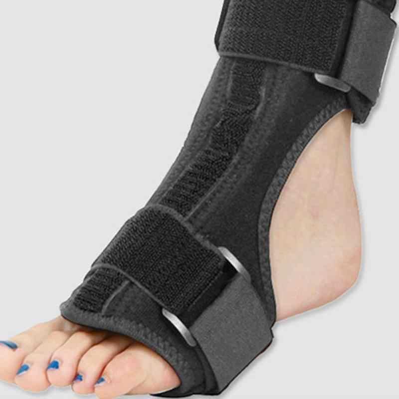 3e8f7c1fa2a9 ... 1PC Plantar Fasciitis Dorsal Night & Day Splint Foot Orthosis  Stabilizer Adjustable Drop Foot Orthotic Brace