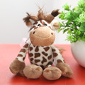 New Arrival 14cm 1PC NICI Plush Toy Lion Tiger Elephant doll For Children Gift Birthday Present Free Shipping