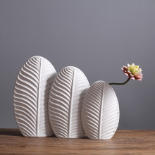 Europe ceramic Vase Crafts creative Figurines & Miniatures Morden TV ark Furnishing Articles fashion Home Decor wedding gifts