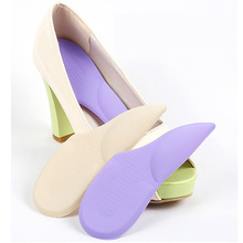wholesale and retail Pair Arch Support Flat Feet Cushion Pads Women High Heel Shoes Insoles Inserts 100 pairs per lot