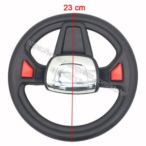 Image 5 - Volant de voiture électrique pour enfants HC 8188 volant de véhicule électrique pour enfants, volant de Karting