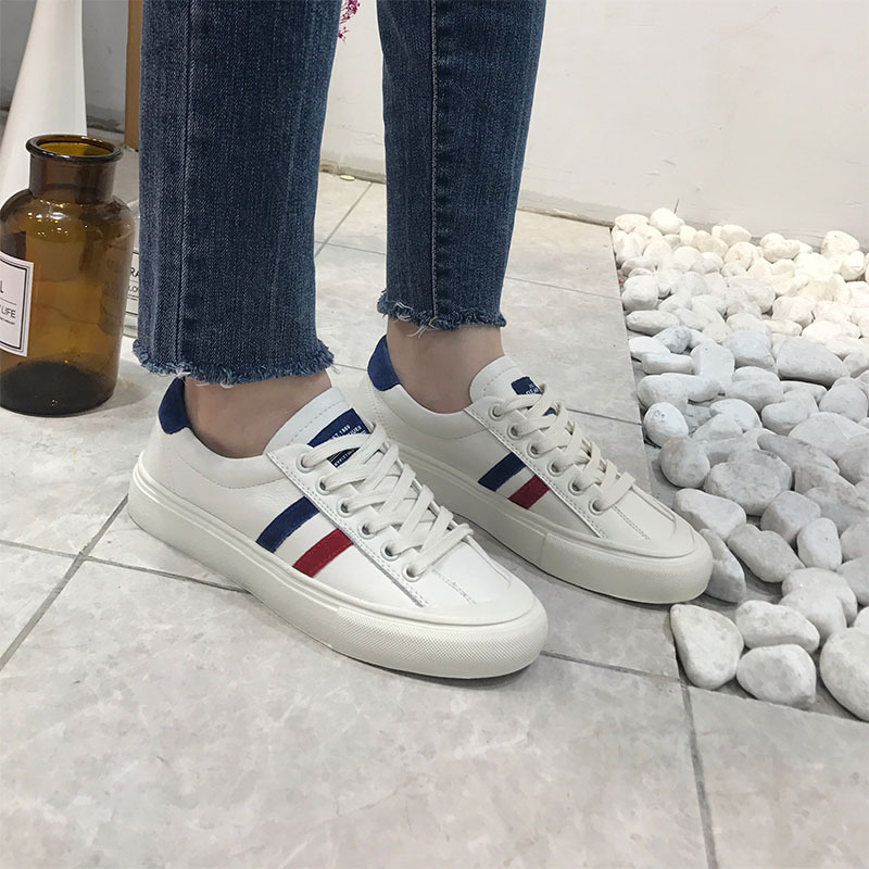 2019 Hot sale Sports shoes white shoes casual white shoes