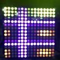 1 pcs/lot DC5V 16*16 Pixel WS2812B LED Full Color Digital Flexible Individually addressable Flex Panel RGB Light Display Board