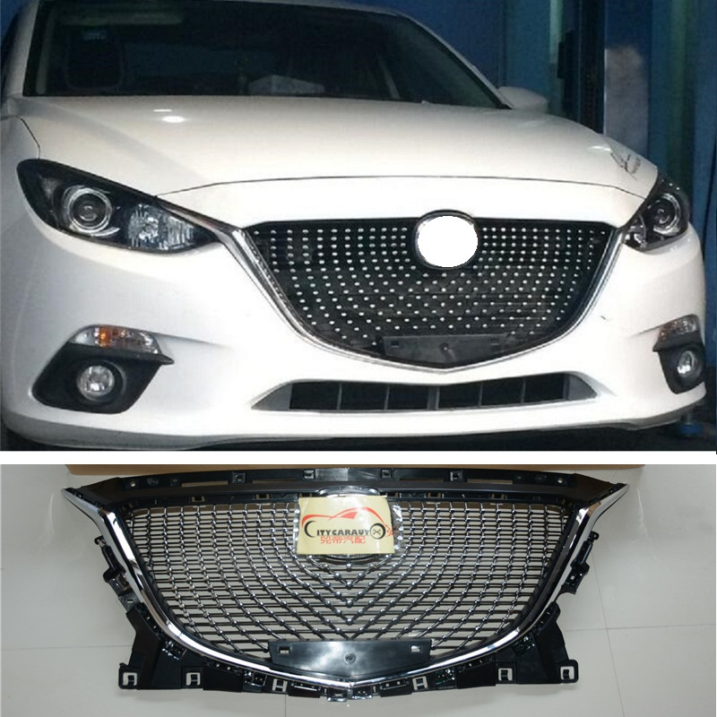 My Mazda App >> CITYCARAUTO DIAMOND GRILL RACING GRILLS FRONT GRILL GRILLE ...