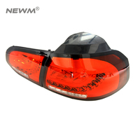 Car Parts Tail Lamp For VW Golf 6 2008 2009 2010 2013 LED Tail Light Rear