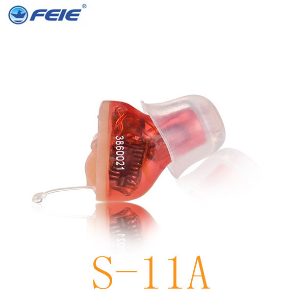 Hidden wireless earpiece mini in ear micro invisible hearing aid digital 2 channels best selling S-11A alibaba aliexpress best selling cheap enjoy music 8 channels micro hearing aid s 17a free shipping