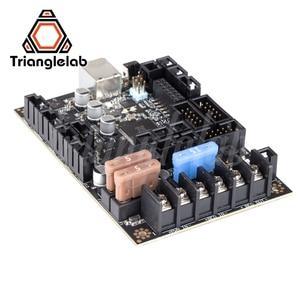 Image 3 - Trianglelab placa base para impresora 3D Einsy Rambo 1.1b, para Prusa i3 MK3 MK3S, controladores paso a paso TMC2130, 4 salidas conmutadas Mosfet