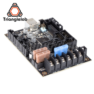 Image 3 - trianglelab Einsy Rambo 1.1b Mainboard For Prusa i3 MK3 MK3S 3D printer TMC2130 Stepper Drivers 4 Mosfet Switched Outputs
