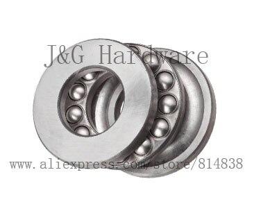 все цены на  Bearing Supplies Thrust Ball Bearing Sizes 9 x 20 x 7 Thrust Bearing  онлайн