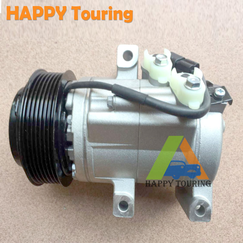 4 For Compressor air conditioning ford ranger Pickup compressor for mazda bt50 UC9M-19D629-BB AB39-19D629-BB 1715092 1715093 HS13N