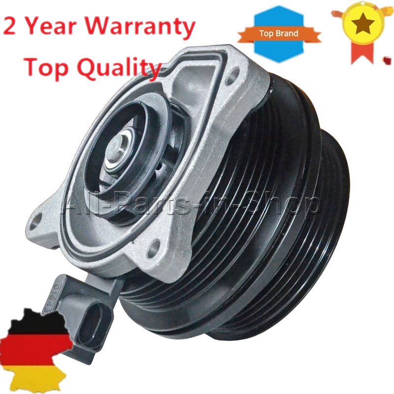 Brand New Water Pump Assembly For VW Audi Seat Skoda Scirocco Golf Jetta Tiguan 1.4 TSI Dual Supercharged 03C880727D 03C121004J mutoh vj 1604w rj 900c water based pump capping assembly solvent printers