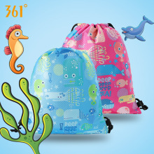 361 Dry Wet Separation Swimming Bag Waterproof Large Capacity Childrens Combo Backpack Sports Fitness Storage