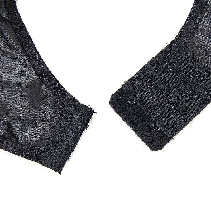 black garter panty08 -