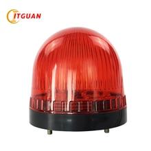 LTE-5062 мини предупредительный светодиод 1W Предупреждение свет с болтом дно световой сигнал сигнальная лампа для башни водить автомобиль аварийный светильник