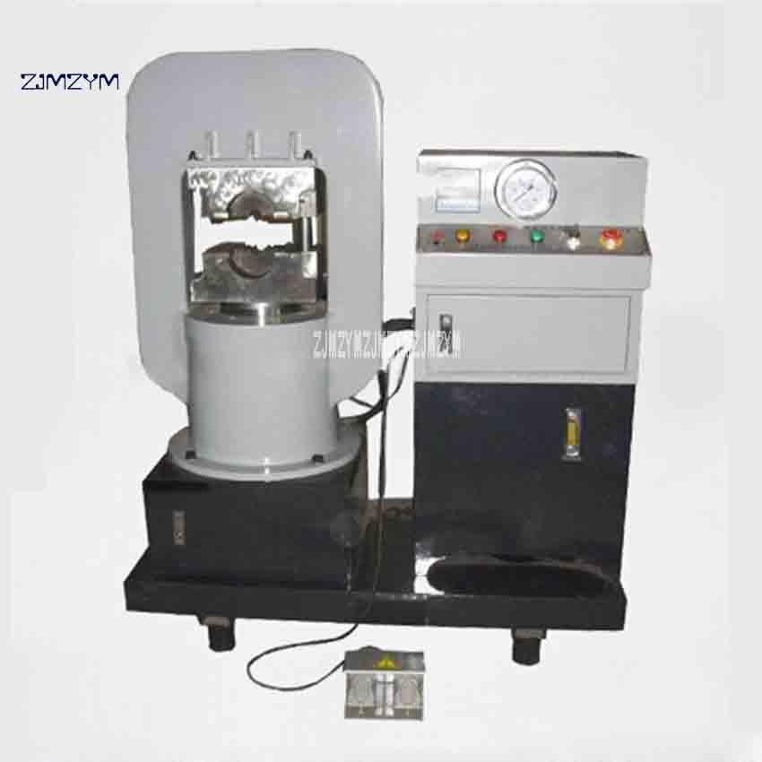 Новое поступление 100 тонный гидравлический стальной трос пресс машина для подкачки высокого качества трос пресс es KS 100 380 v/50 HZ 1.5KW 58Mpa