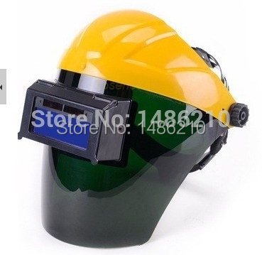 welding mask shading welding mask plasma cutter Brushed Chrome for free post high opinion