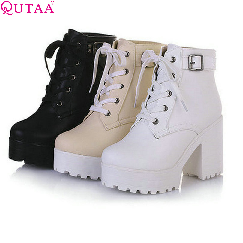 New Snow Boots 2017 Winter Warm Waterproof Women Boots Mother Shoes Casual Cotton Winter Autumn ...