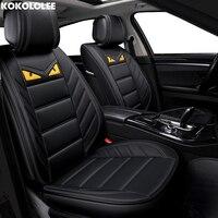 [KOKOLOLEE] авто чехлы на сиденья для suzuki sx4 renault sandero bmw f11 renault megane 3 mercedes автомобильные аксессуары для укладки