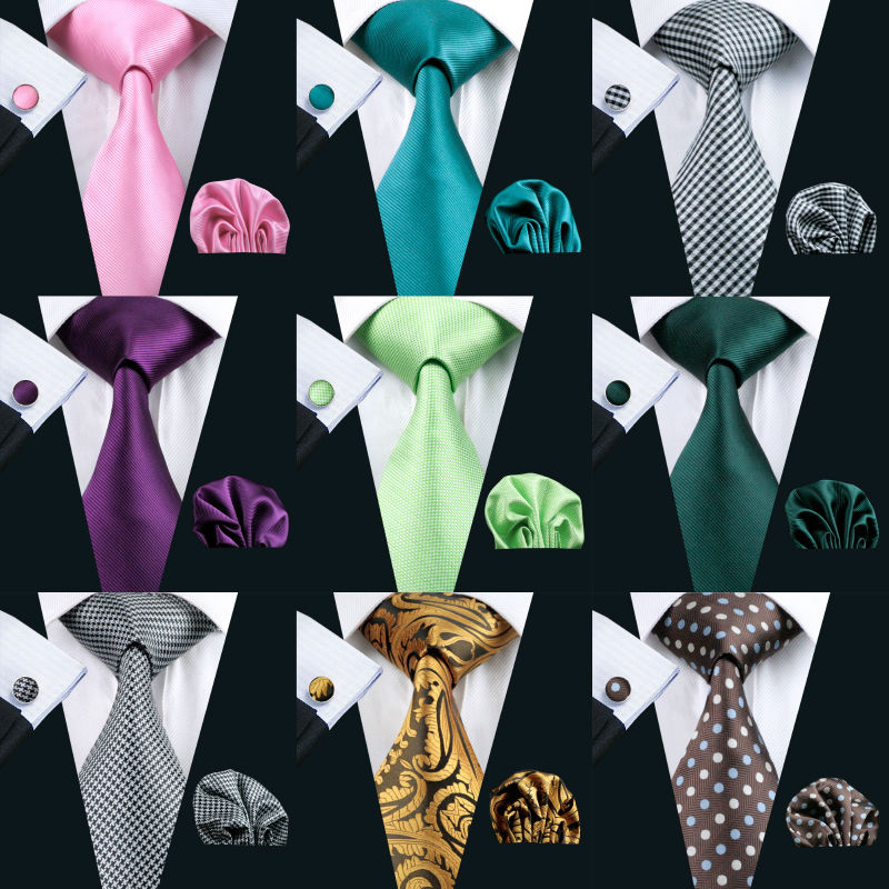 40 Styles Men`s Tie 100% Silk  4