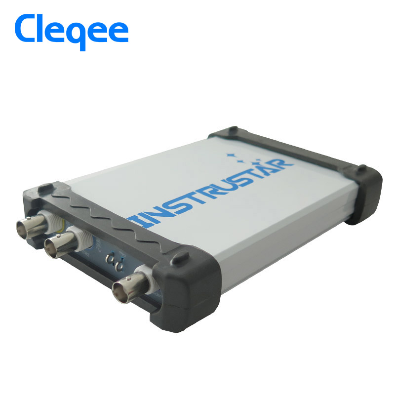 ISDS205X virtualaus kompiuterio USB osciloskopo DDS signalo ir - Matavimo prietaisai - Nuotrauka 5