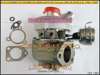 Бесплатная доставка BV43 53039880122 53039700122 53039880144 28200 4A470 282004A470 144 Turbo для KIA Sorento 2001 06 D4CB 2.5L CRDi 170HP