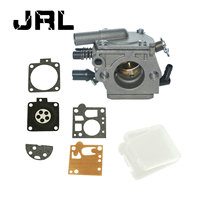 New Chainsaw Carburetor Carb To Fit Stihl 038 MS380 MS381 With Repair Kit