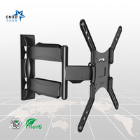 Articulating Full Motion TV Wall Mount TV Bracket Suitable TV Size 25 32 37 42 43